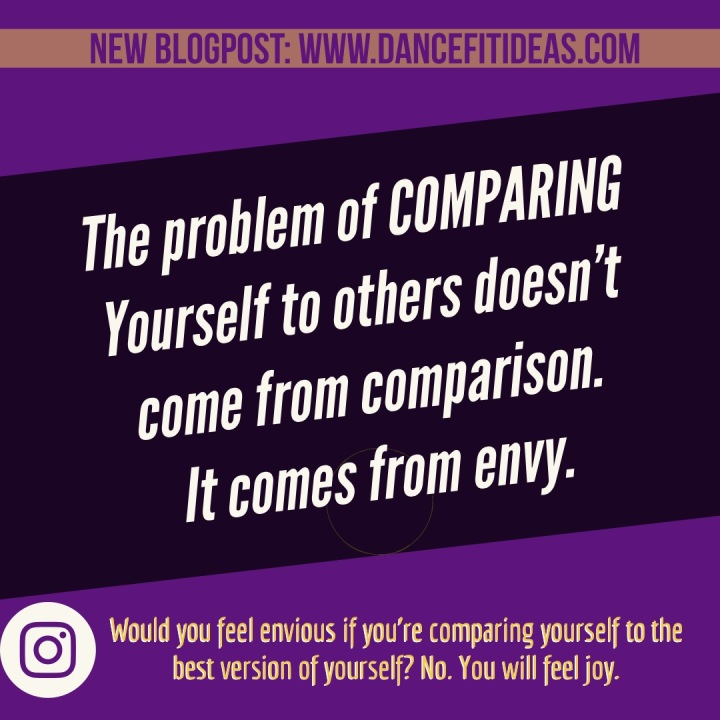 """Comparison Is the Thief of Joy"" : How To Stop Comparing And Start Living"