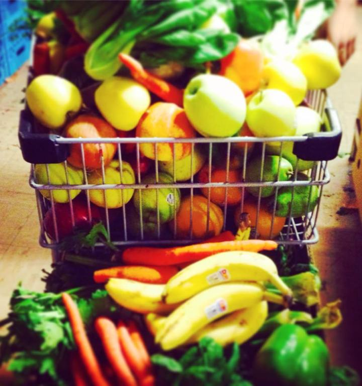 What is in your shopping cart that will be in your plate!:)