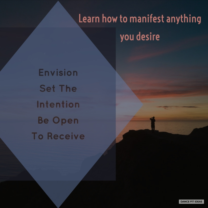 Learn How To Manifest Anything You Want: In 3 KEY steps